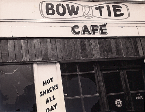 Bow Tie cafe Chelsea Manor street