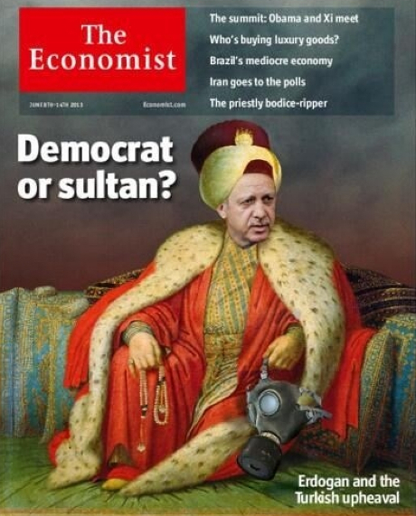 Turkey's president: Erdogan on top | The Economist