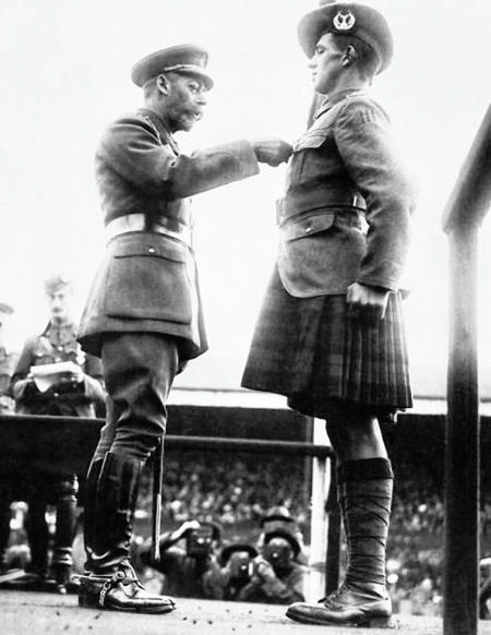 George Imlach McIntosh (Gordon Highlanders)