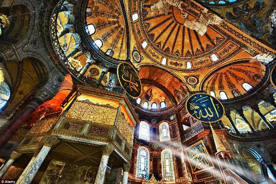 Hagia Sophia | Ayasofya | Aya Sofya