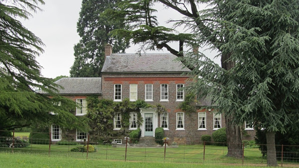 18th Century Mayortorne Manor, Wendover Dean, Buckinghamshire