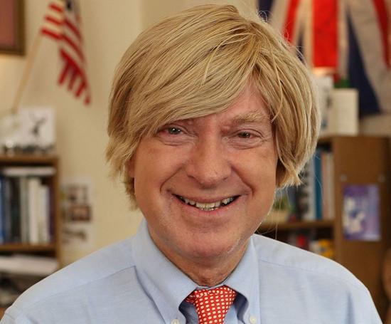 Michael Fabricant Conservative MP for Lichfield